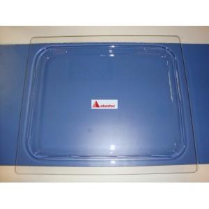 Bandeja rectangular microondas combi MC/MW32 417x360mm