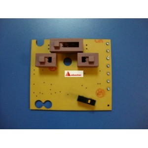 Conjunto interruptores campana NR89