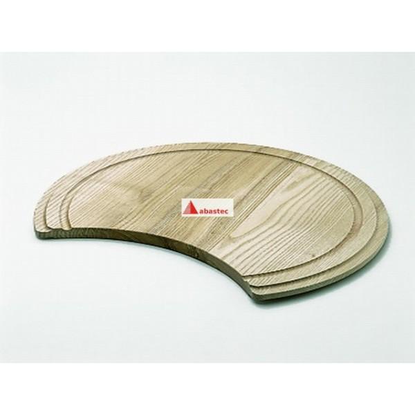 Tabla de madera redonda para fregadero servicio oficial repuestos accesorios recambios - Tapa fregadero ...