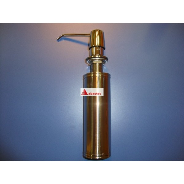 Dispensador de jabon universal cromo servicio oficial for Dispensador jabon ducha