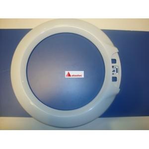 Marco puerta ojo TKX1200T blanco