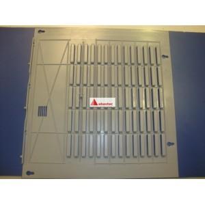 Rejilla limpiafacil DH2 70/90 lateral 323x340 (plastico)