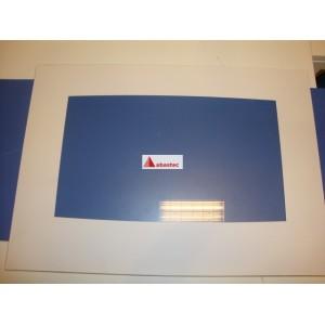 Cristal puerta HC485/TH050 blanco