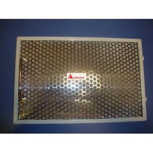 Filtro metalico DC60/70 INOX 21x32cm