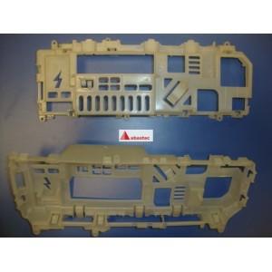 Caja ubicación modulo electrónico lavadora (unidad)