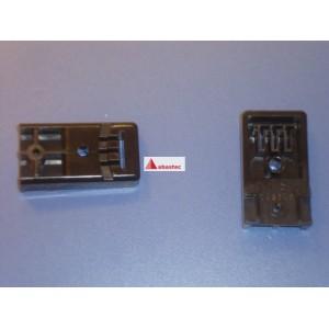 Distanciador frontal para marco microndas TMX xx BI (unidad)