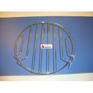 Parrilla para grill de microondas (diámetro 21cm)