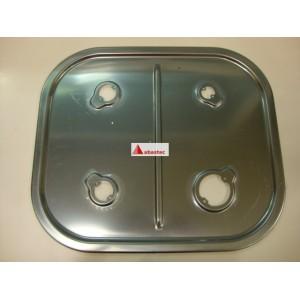 Encimera inox sm 4gas servicio oficial repuestos accesorios recambios - Encimeras gas teka ...