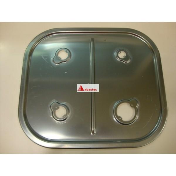 Encimera inox sm 4gas servicio oficial repuestos for Encimera inox