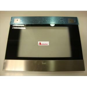 Cristal puerta horno exterior HI615 V02/03/04/05 Inox