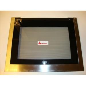 Cristal puerta horno exterior HL 830/840 Inox