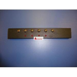 Conjunto mandos ND.3 6 botones