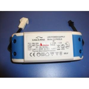 Convertidor LED 09a12W DVL/DPL (led)