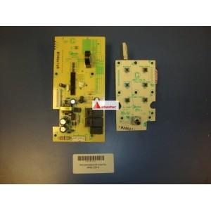 Programador digital MWE239G inox