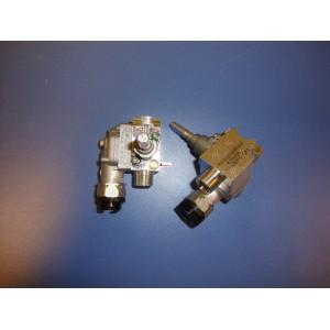 Grifo de gas con seguridad (SABAF812020810002)