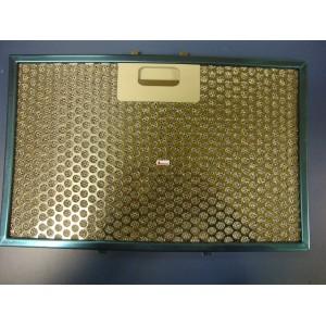 Filtro metálico DF/DF isla inox (318x201mm)