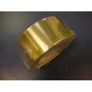 Cinta aluminio adhesiva 50mm (rollo de 50mts)