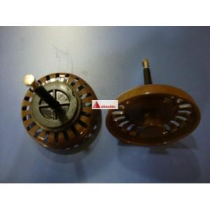 Tapon tekadur marron automatico (7.5cm y tornillo) OBSOLETO