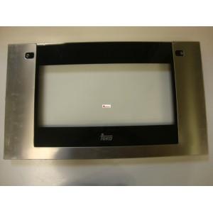Cristal puerta horno HK500/700 inox