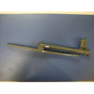 Aspersor superior + tubo + conector LP8 410 - DW8 41 FI