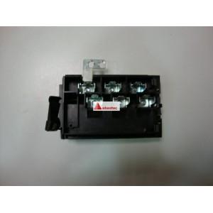 Caja de conexiones vitros touch o hornos ME  de 6 polos (TT,TR)
