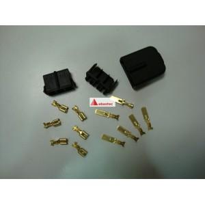 Conector vitros mandos frontales completo (1cm+1fcm+1ch+6tm+6th)