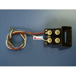 Pilotos indicadores de calor residual 4p (con soporte)