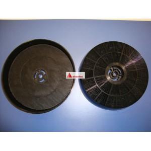 Filtro carbon campanas normales (GF/CNL/Etc) (178mm)