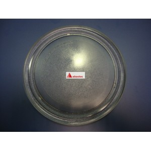 Bandeja de microondas TMW diametro 24,5cm (carril int 19cm)