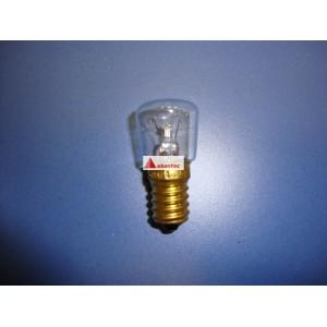 Lampara para hornos antiguos  15w 300grados E14 (HEant/HT/HM)