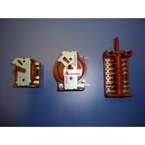 Conmutadores de funciones de hornos teka servicio for Horno teka hc 510