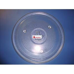 Bandeja de microondas varios (27cm y cogida central profunda)