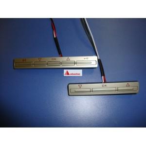 Teclado pulsadores reloj Hornos, Combi, Pirolitico