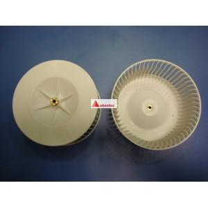 Rodete motor campanas 2 motor ó derecho (dia140mm/alt68mm)
