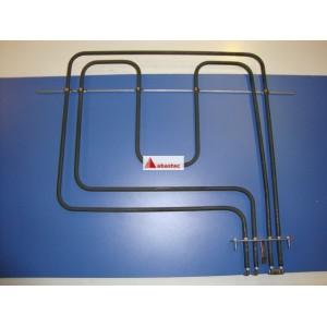 Resistencia horno 1100/1500w 230v grill doble actual HC/HI/HR/HA