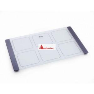 Tabla de cortar vidrio fregadero Cuadro 300x490mm 1C-1/2C1E
