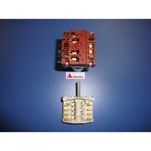 Conmutadores de funciones de hornos teka servicio for Horno electrico teka precio