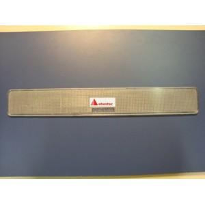 Placa de luz campana (445x62mm) varios modelos
