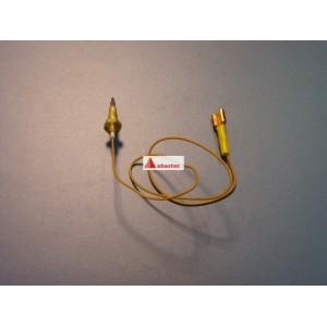Termopar seguridad cocina HLX terminal faston L500