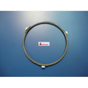 Soporte bandeja plastico con ruedas (diametro 180mm)