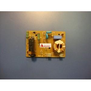 Tarjeta filtro + limitador microondas TMW