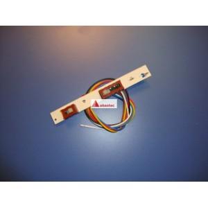 Conjunto interruptores campana C601/602