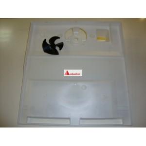 Carcasa ventilador NF1370 y aspa ventilador