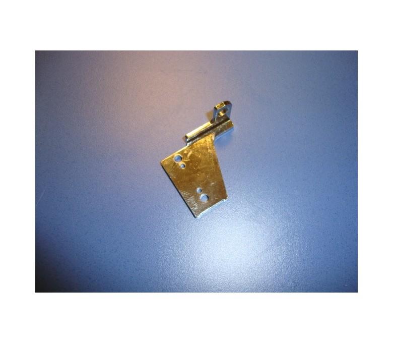 Soport eje bisagra puertas campana DV80