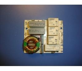 Tarjeta de filtro y reles GKI602I