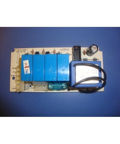 Tarjeta electronica ND3 VR03