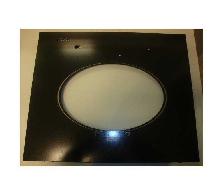 Cristal puerta RT600 S98 negro