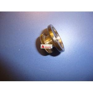 Tuerca sujeccion guia cromada HK/HI/HC/HPE