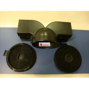 Kit de recirculacion Campanas opcional