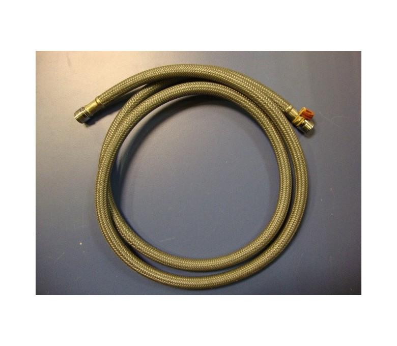 Tubo flexible MZX exterior / VTK938 (maneral) macho/macho